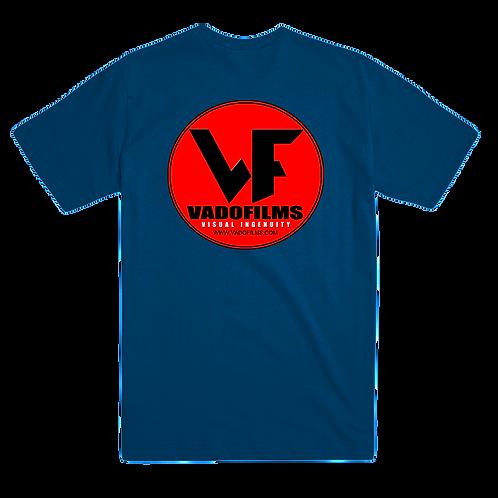 Vadofilms - Blue T-shirt