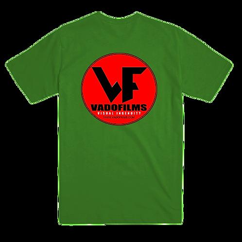 Vadofilms - Green T-shirt
