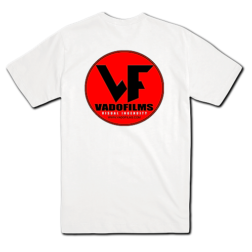 Vadofilms - White T-shirt