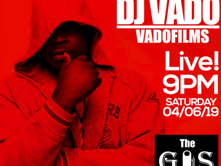 DJ VADO LIVE SAT 04/06/19 - GAS STATION PODCAST