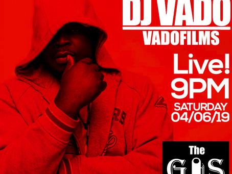 DJ VADO LIVE SAT 04/06/19 - GAS STATION PODCAST