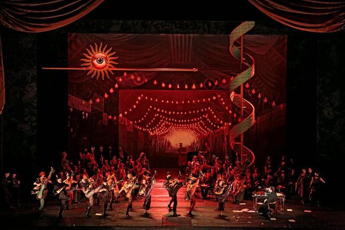 The Metropolitan Opera Ballet