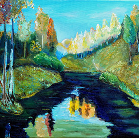 Siberian Stillness