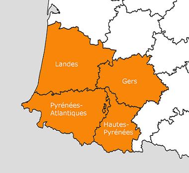 Cedil Pyrénées Atlantiques