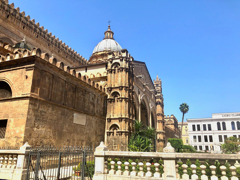 Palermo Cathedral Palermo Sicily