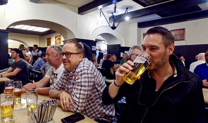 Helles Beer