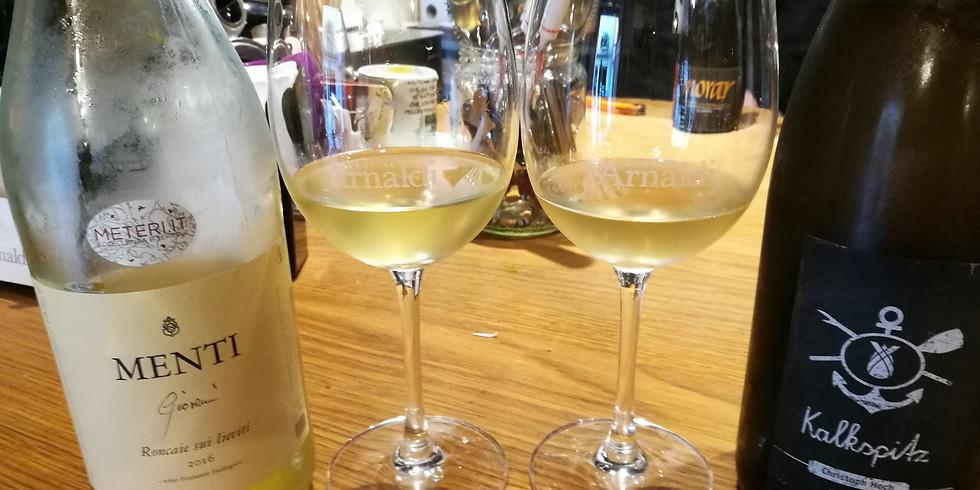 Pinot Grigio and Italian Whites