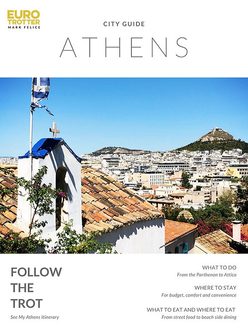 Athens City Guide