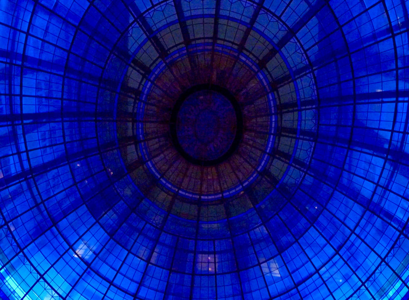 Lobby Lounge Dome