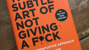 10 Powerful Lessons I learnt from the Book 'The Subtle Art of Not Giving A F**K' by Mark Manson