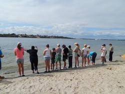 Ritual Greeting the Swan River