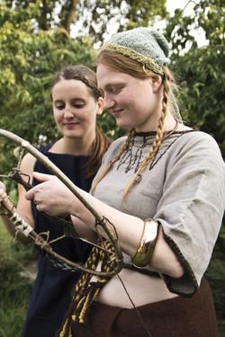 Ženy z doby bronzové