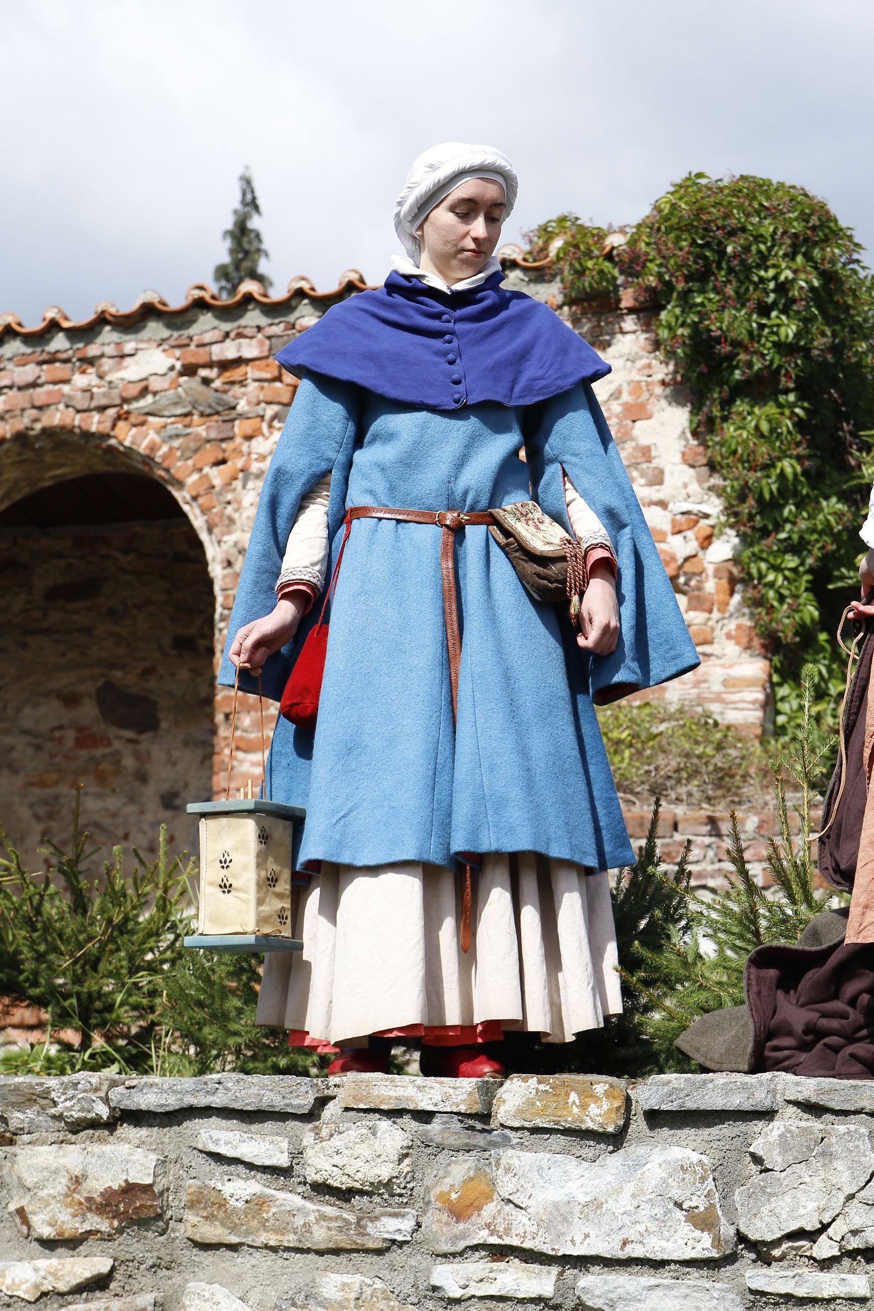 Středověká dáma