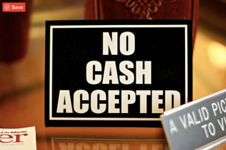 The Dangers of Going Cashless