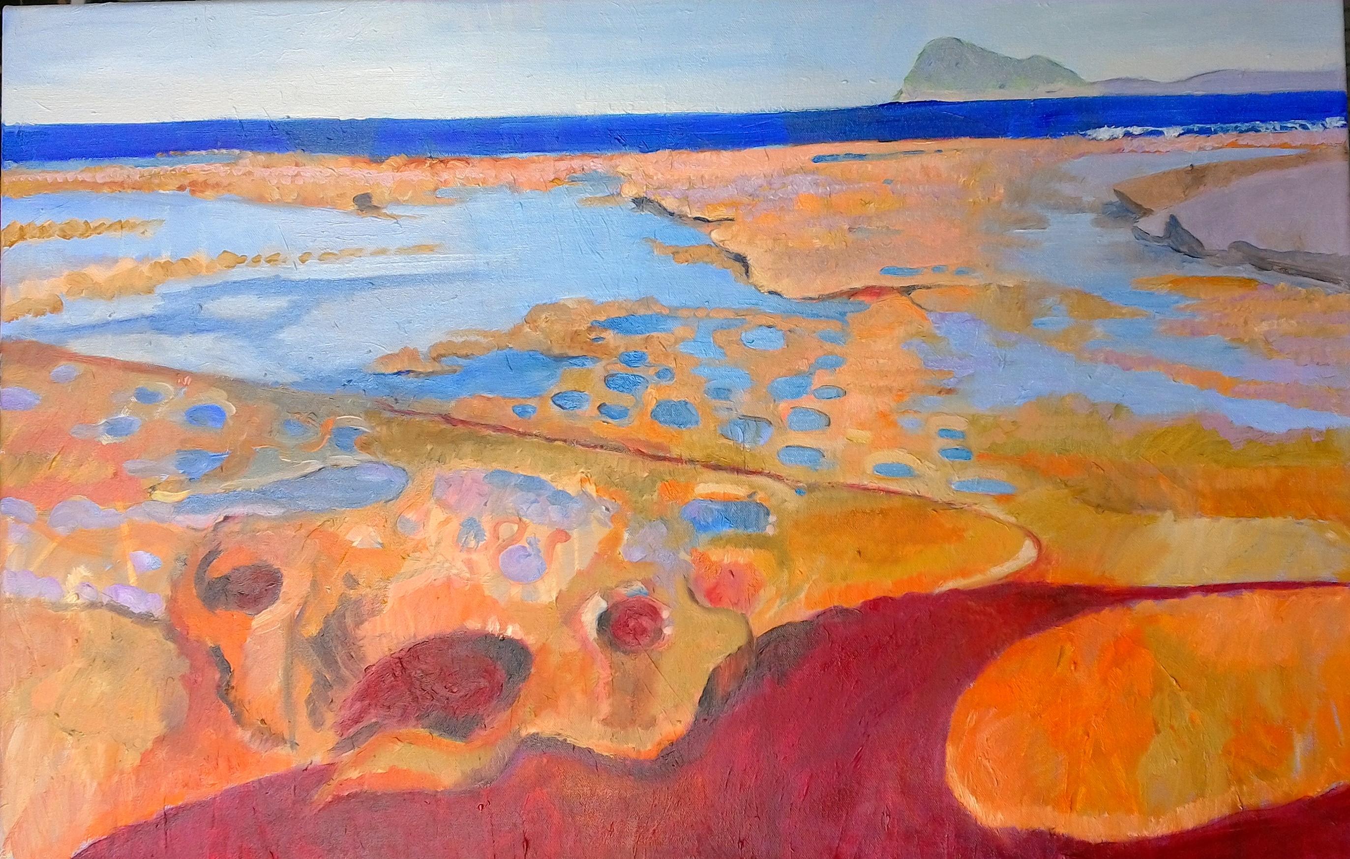 Way to Flathead oil on canvas 61x91 $800