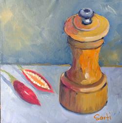 Hot stuff oil on canvas 20x20cm $200.jpg