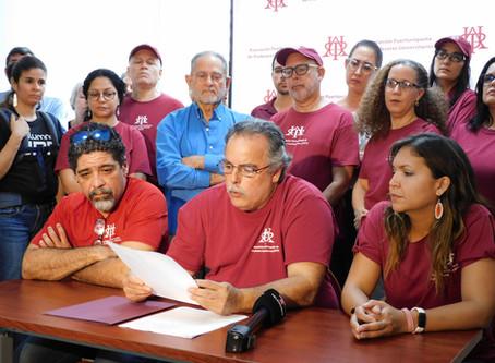 Asamblea de la APPU se propone rechazar el plan fiscal que sigue estrangulando la UPR