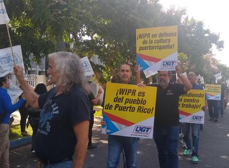 APPU repudia privatización de WIPR