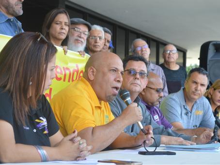 Movimiento Obrero lamenta la muerte del presidente de la Unión del Fondo