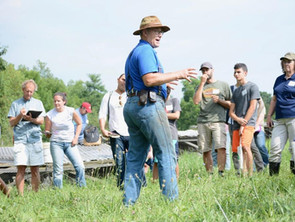 Farming Success: Joel Salatin's Top 10 Markers