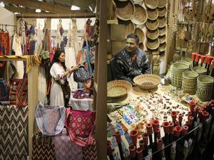 Feria de los artesanos bogota