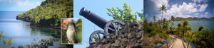 Fort Warwick, Providencia, Colombia
