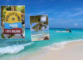 Weighing the Pros and Cons of a visit to Cayo Bolívar