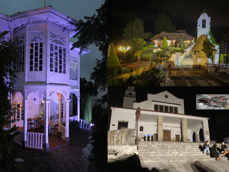 Don't miss out on the chance to experience Monserrate at night
