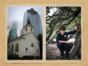 Take a walk into Houston's past at Sam Houston Park