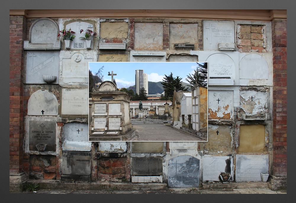 Central Cemetery, Bogotá