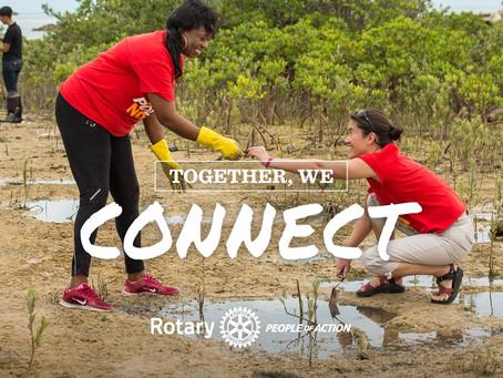 Value of Rotary volunteering