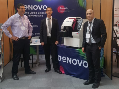 DENOVO, an incredible product launch