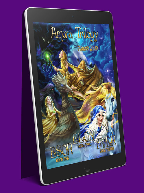 Amora Trilogy EBook   ~   All Three Books