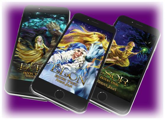 Amora Trilogy ~ More than Magick