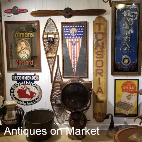 Antiques on Market