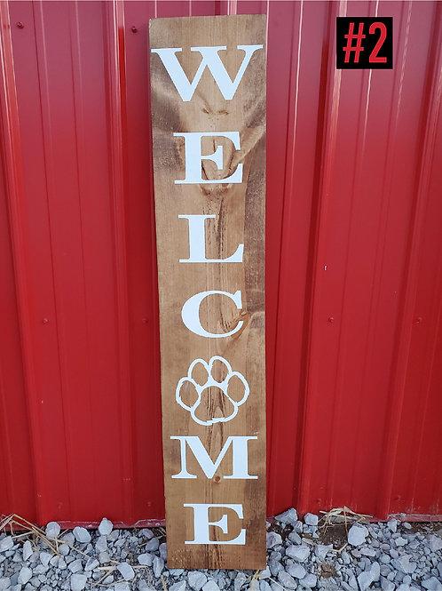Porch Board #2