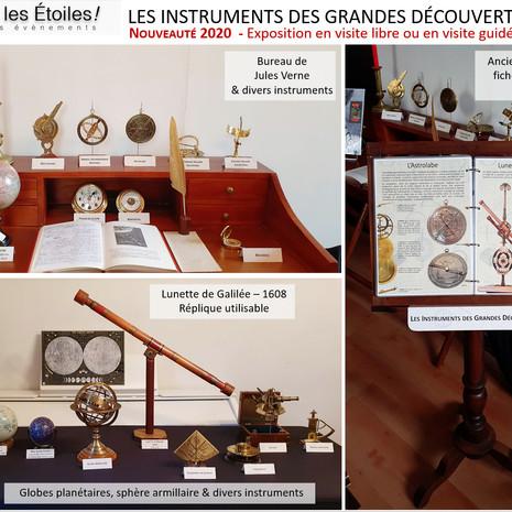 INSTRUMENTS DES GRANDES DECOUVERTES 2/3
