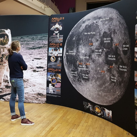 PHOTOCALL LUNAIRE DOUBLE VERSO
