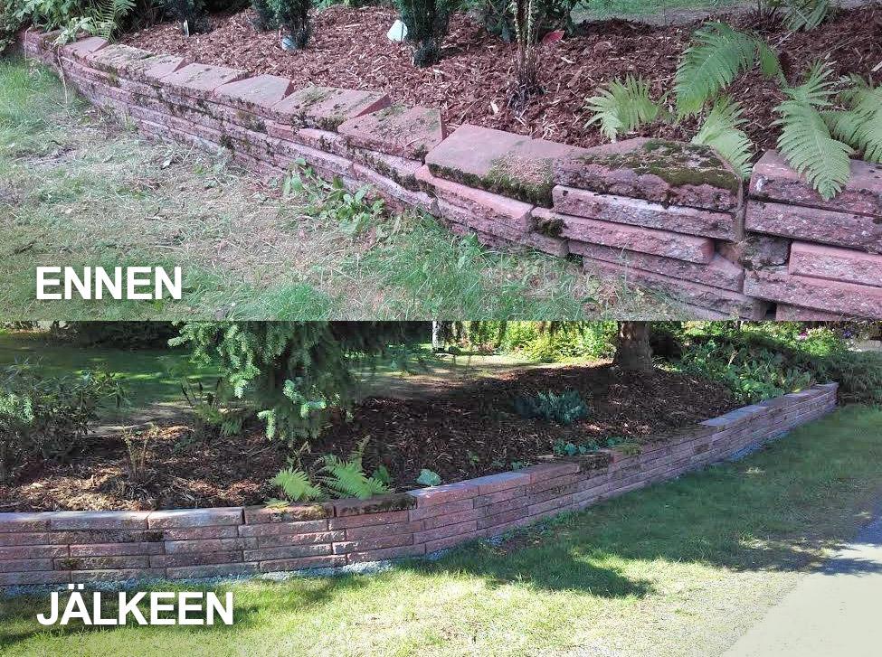 Ennen / jälkeen