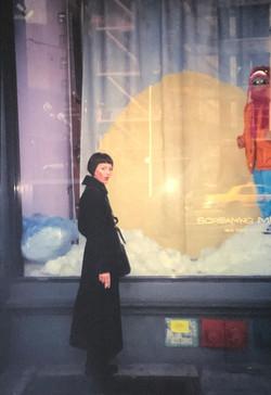 window shopping in NY