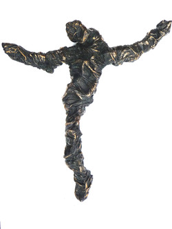 Bronze Krucifiks