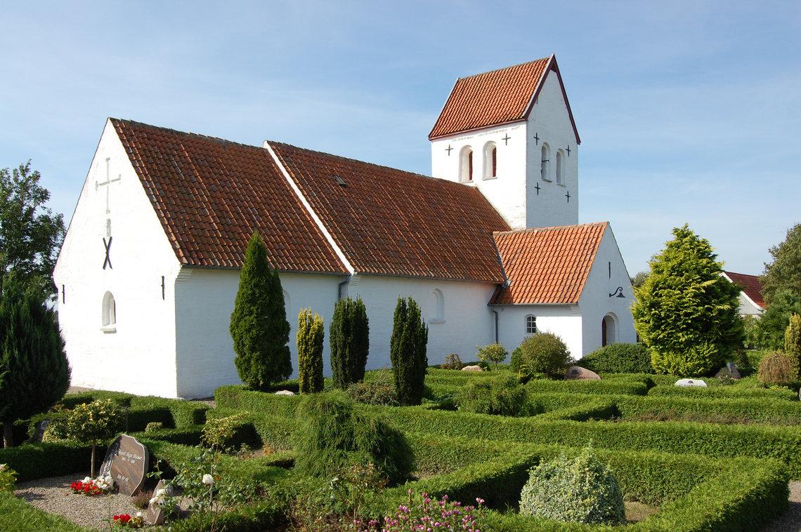 Rønbjerg kirke
