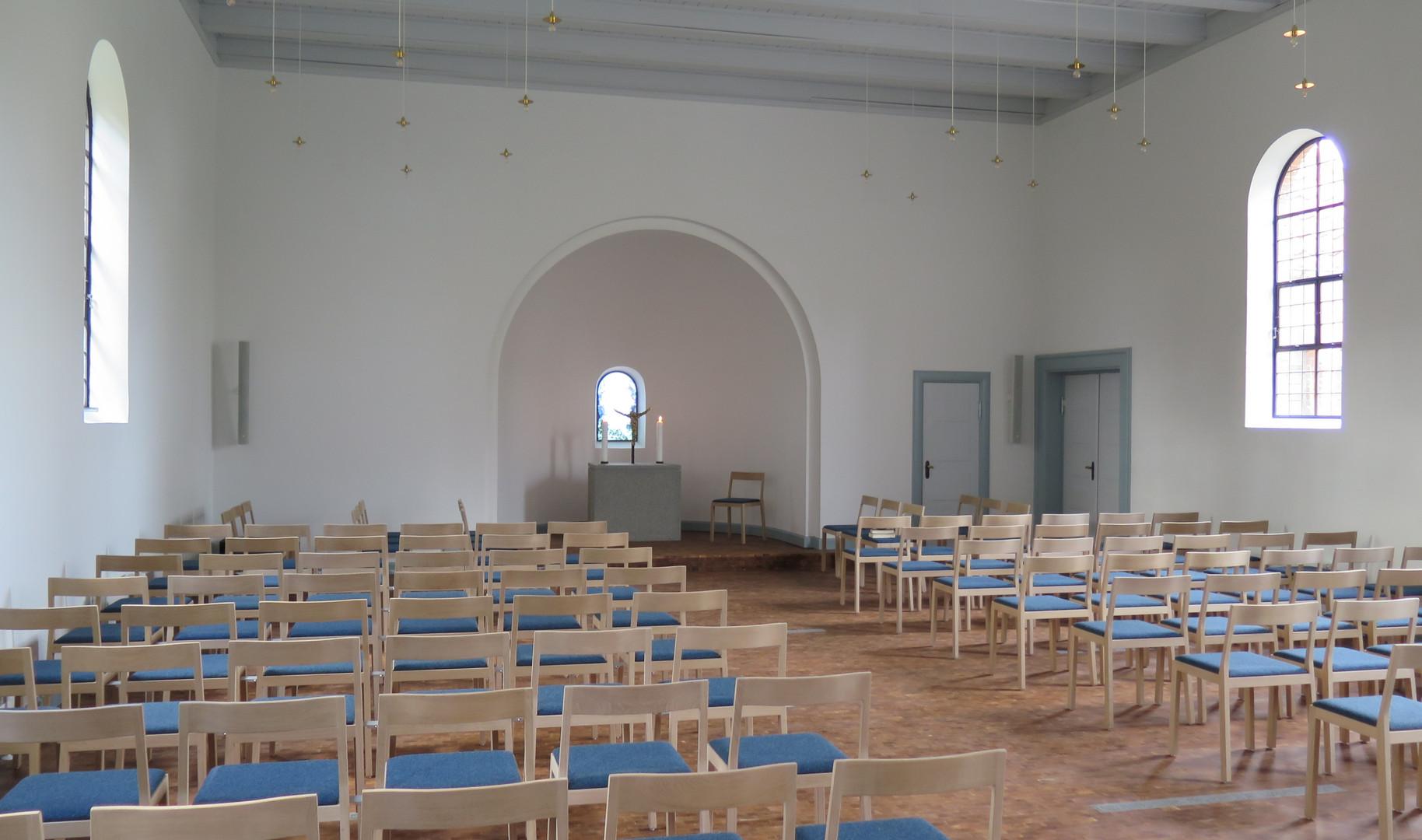 Nyhuse kapel