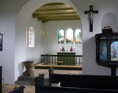 Ilskov kirke 2013