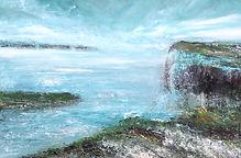 Maleri, Kunst, Art, landskabsmaleri, Moderne landskabsmaleri, Island