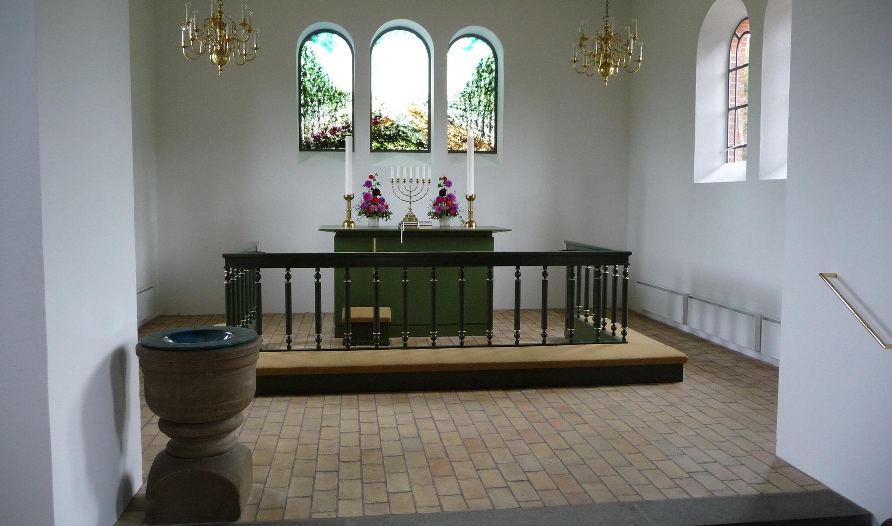 Ilskov kirke