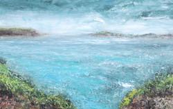 Havet. Maleri