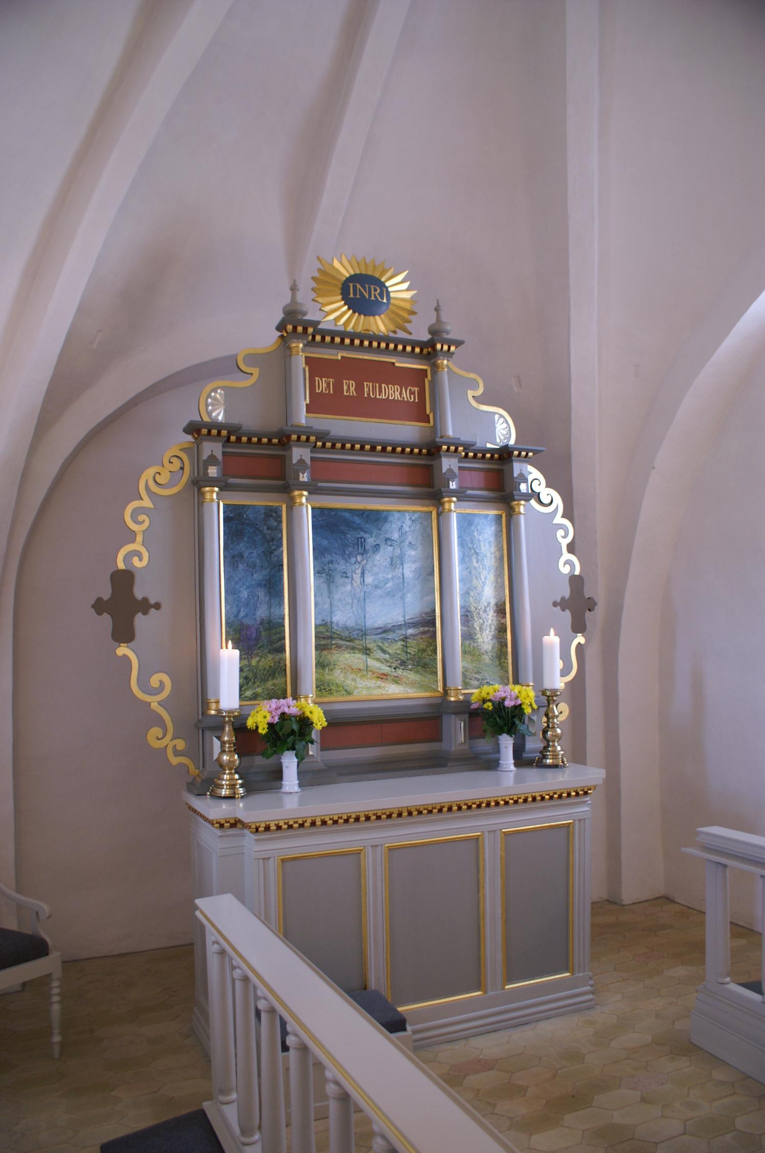 Haverslev kirke