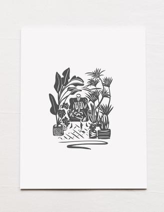 'Plant Throne'