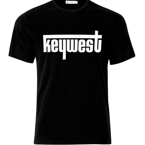KEYWEST BLACK T-SHIRT